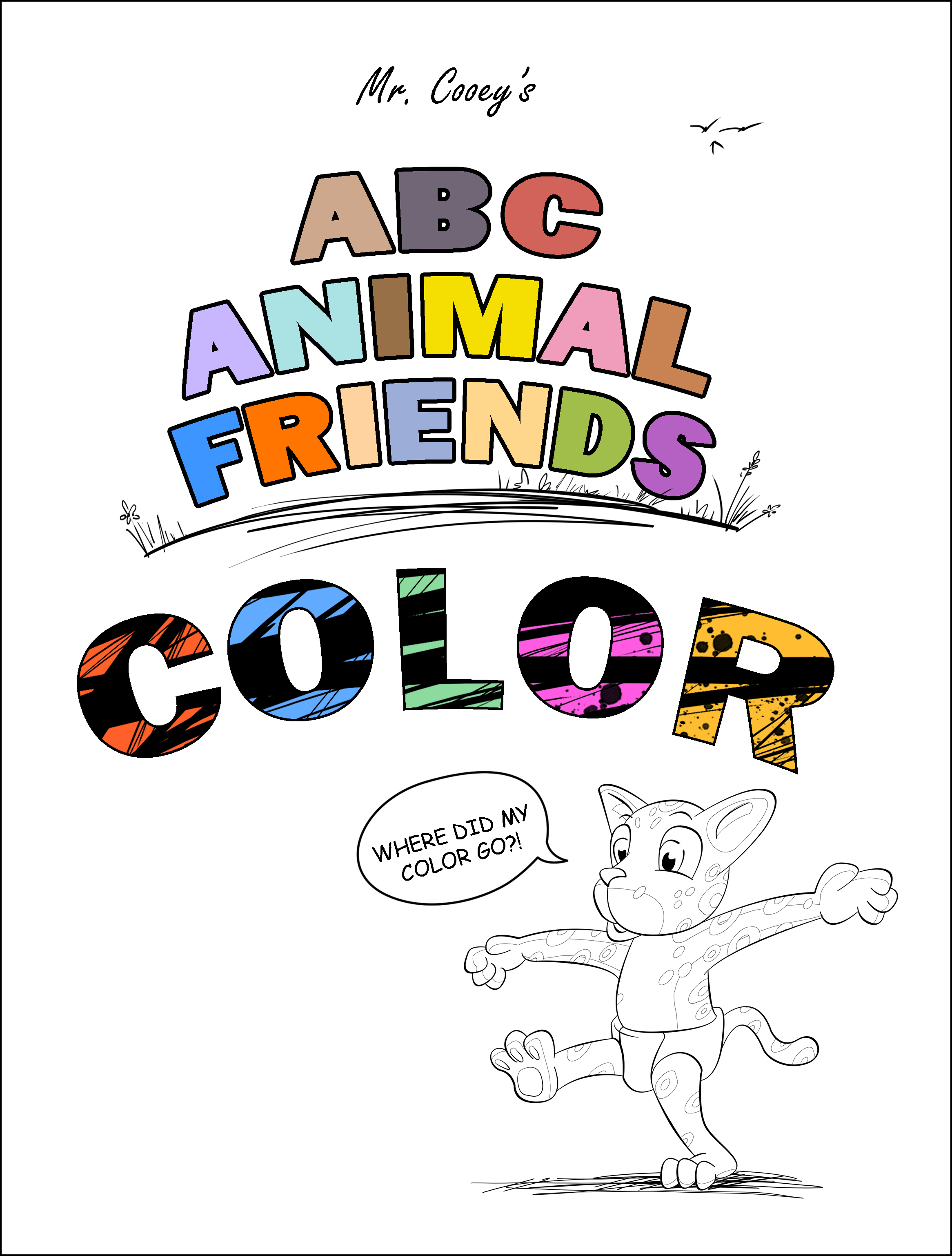 ABC ANIMAL FRIENDS COLOR _FRONT